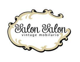 nº 171 pour Design eines Logos for salon salon - vintage mobiliario par anazvoncica