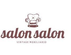 nº 132 pour Design eines Logos for salon salon - vintage mobiliario par salcantara