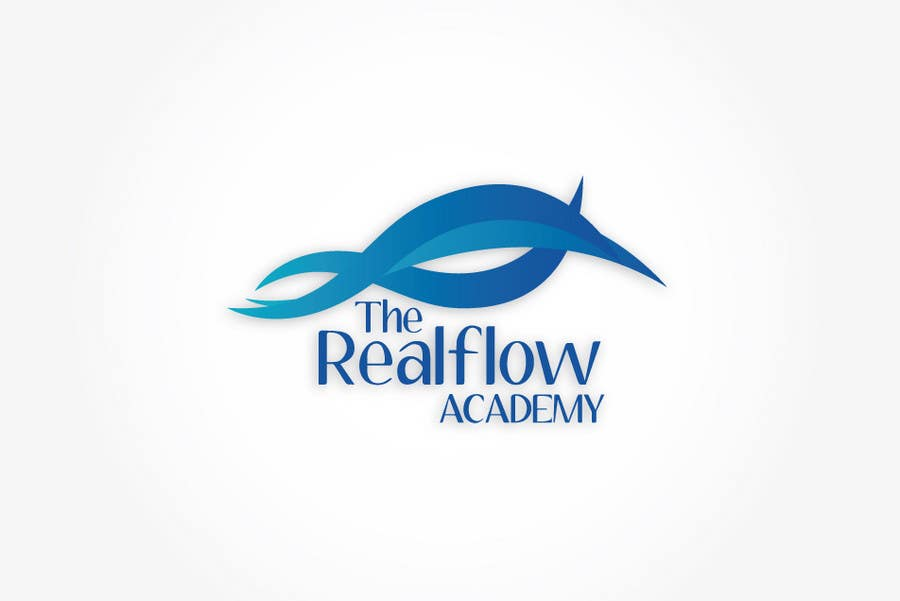 Kilpailutyö #299 kilpailussa Logo Design for The Realflow Academy