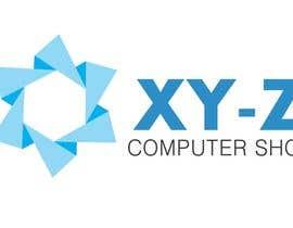 nº 50 pour Design a Logo for XYZ Computer Shop par motim