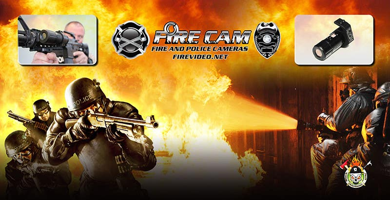 #65 for I need some Graphic Design for our company Fire Cam by elshahat