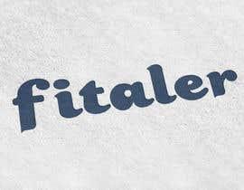 #102 for Design a Logo for Fitaler.com by vladspataroiu