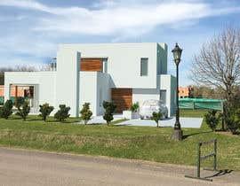 Nro 1 kilpailuun I need a 3D model for a house käyttäjältä estylesta