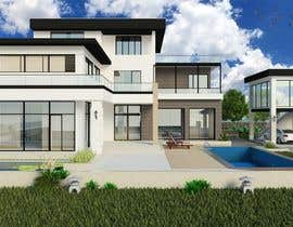 Nro 5 kilpailuun I need a 3D model for a house käyttäjältä PandaLabo