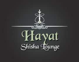 mladinioana tarafından I need a logo for my oriental luxury shisa lounge . the name is    Hayat için no 51