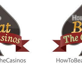 #16 for Design a Logo for www.howtobeatthecasinos.com af jonasramos
