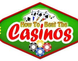 #26 for Design a Logo for www.howtobeatthecasinos.com af marinza