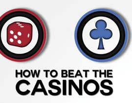 #22 for Design a Logo for www.howtobeatthecasinos.com af GuilhermeLobo