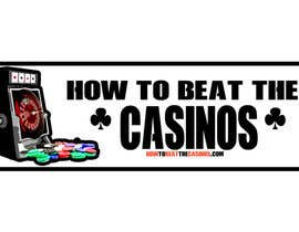 #17 for Design a Logo for www.howtobeatthecasinos.com af DaveBomb