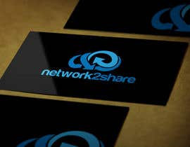 #323 for Design a Logo for Network2Share (cloud software product) by grafkd3zyn