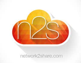 enrique5 tarafından Design a Logo for Network2Share (cloud software product) için no 292