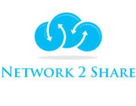 ryanmcl6 tarafından Design a Logo for Network2Share (cloud software product) için no 18