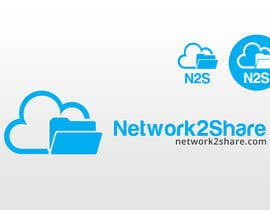 alexisbigcas11 tarafından Design a Logo for Network2Share (cloud software product) için no 307
