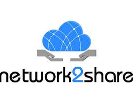 Powermedia19 tarafından Design a Logo for Network2Share (cloud software product) için no 318