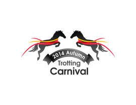 nº 5 pour Design a Logo for our Autumn Trotting Carnival par maraz2013