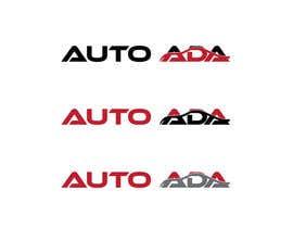 "LoveDesign007 tarafından Design a logo for a car dealer, name of the dealership is "" Auto ADA"" için no 57"