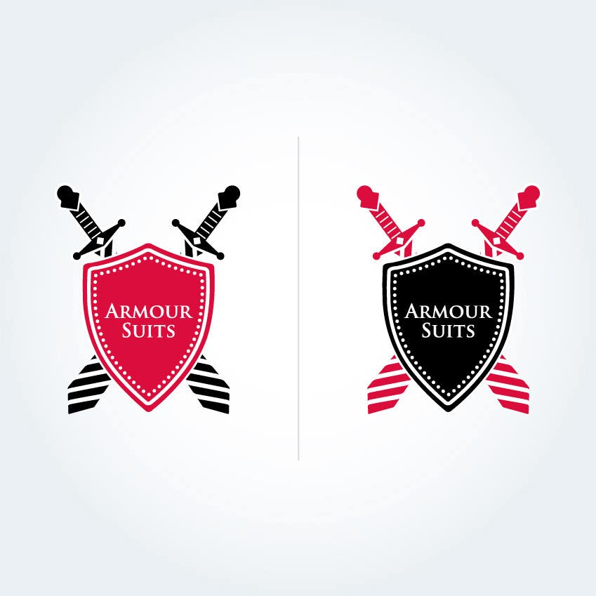 Contest Entry #55 for Design a Logo for Custom Suit Tailoring Company: Armour Suits
