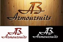 Graphic Design Contest Entry #14 for Design a Logo for Custom Suit Tailoring Company: Armour Suits