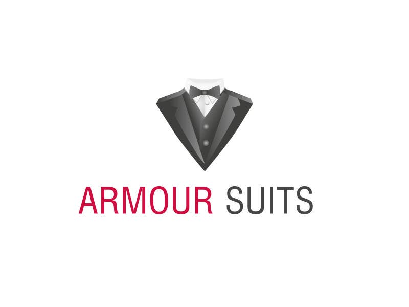 Contest Entry #62 for Design a Logo for Custom Suit Tailoring Company: Armour Suits