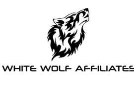 nº 2 pour Design a Logo for White wolf affiliates par rvindanimator