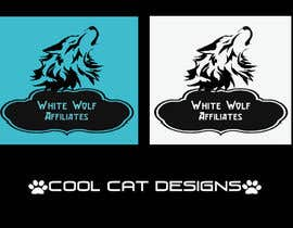 nº 22 pour Design a Logo for White wolf affiliates par LimeByDesign