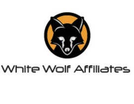nº 1 pour Design a Logo for White wolf affiliates par ryanmcl6