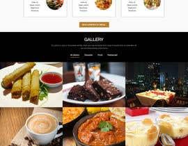 Nro 4 kilpailuun website design for an indian restaurant käyttäjältä nextdesign2007