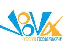 nº 12 pour Design a Logo for Voova Media Group par Helisaie