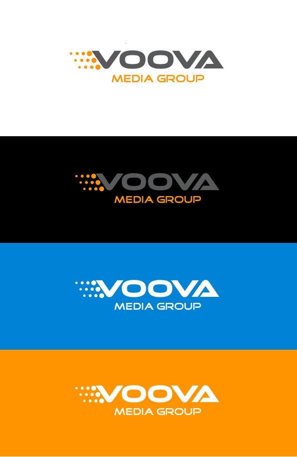 Kilpailutyö #125 kilpailussa Design a Logo for Voova Media Group