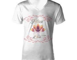 Nro 24 kilpailuun Design a T-Shirt for Leukemia & Lymphoma Society käyttäjältä lauraburdea