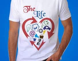 Nro 21 kilpailuun Design a T-Shirt käyttäjältä A7mdSalama