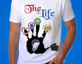 Nro 22 kilpailuun Design a T-Shirt käyttäjältä A7mdSalama