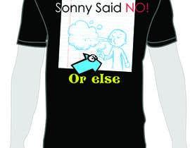 Nro 27 kilpailuun Design a T-Shirt käyttäjältä Sambitpanda1987