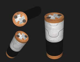 #5 for Create a BB8 or R2D2 type design to be used for a skin for Amazon Echo by magnistudio