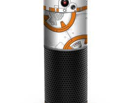#10 for Create a BB8 or R2D2 type design to be used for a skin for Amazon Echo by AFilipenko