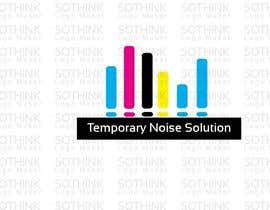 #60 para Design a Logo for Temporary Noise Solutions por Shujasheikh93