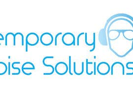 #23 para Design a Logo for Temporary Noise Solutions por isabelles