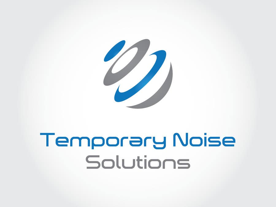Proposition n°55 du concours Design a Logo for Temporary Noise Solutions