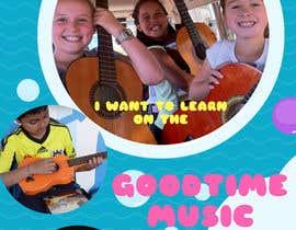 Tamara2016 tarafından Basic Flyer for a music school #1 - EASY BRIEF! için no 17