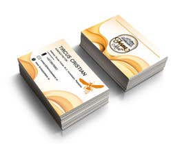 #27 para HoneyFarm business card and stationary por norastefanescu
