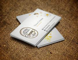 #50 para HoneyFarm business card and stationary por IllusionG