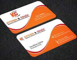 Nro 39 kilpailuun Design A Business Card käyttäjältä saifmajhar