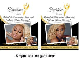 Nro 36 kilpailuun beauty banner ad käyttäjältä chopparicky