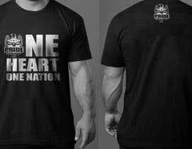 Nro 54 kilpailuun T-Shirt Graphic Design käyttäjältä greenpeacepait
