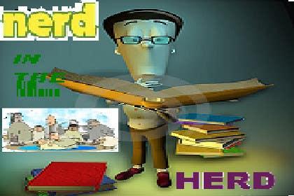 Contest Entry #                                        21                                      for                                         Logo Design for NerdintheHerd