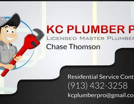 #10 cho Design some Business Cards for KC Plumber Pro bởi DLS1