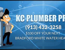 #25 cho Design some Business Cards for KC Plumber Pro bởi DLS1