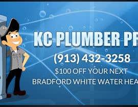 #25 para Design some Business Cards for KC Plumber Pro por DLS1
