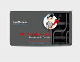 #19 untuk Design some Business Cards for KC Plumber Pro oleh graphics15