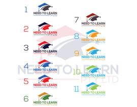 Nro 72 kilpailuun Need to Learn Pty Ltd Logo/ Stationary käyttäjältä hanifbabu84